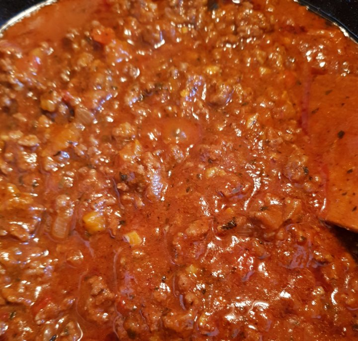 Flavourful Meat Sauce