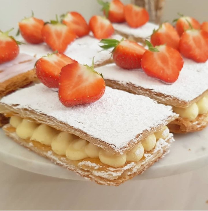 How to make your own puff pastry athome